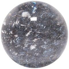 Chinese Rock Crystal Sphere