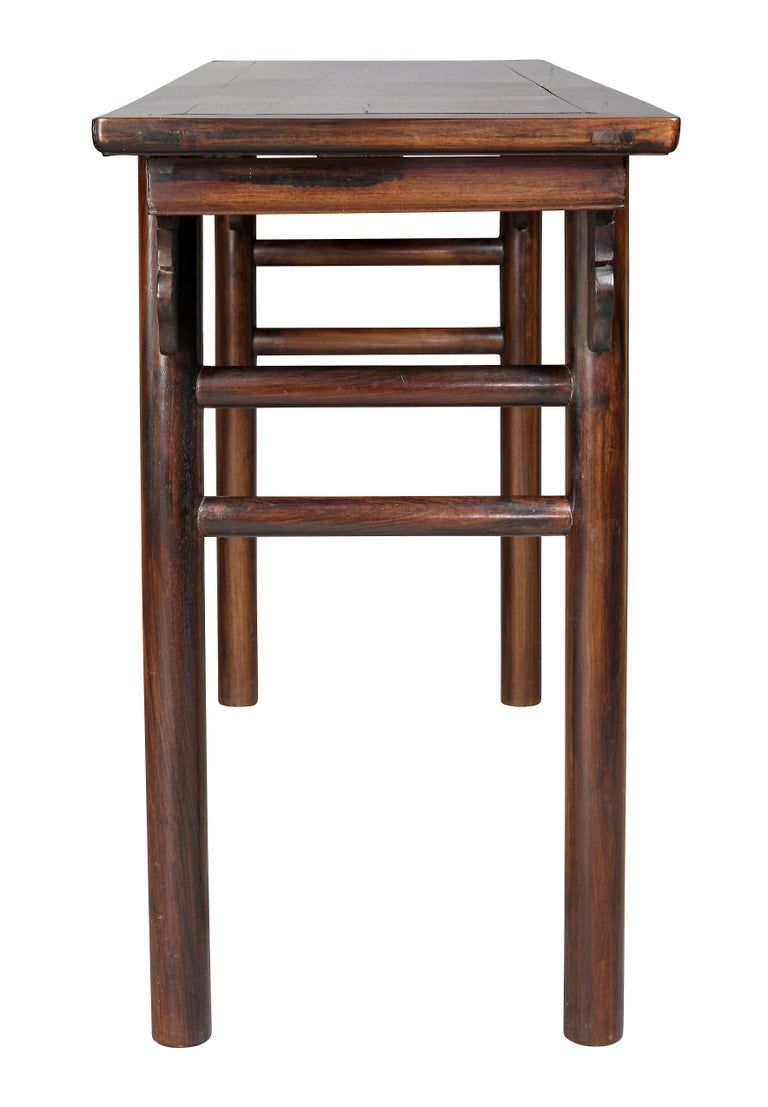 Chinese Rosewood Altar Table For Sale 1