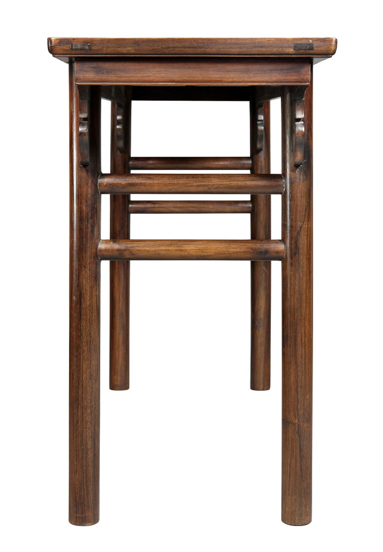 Chinese Rosewood Altar Table For Sale 2