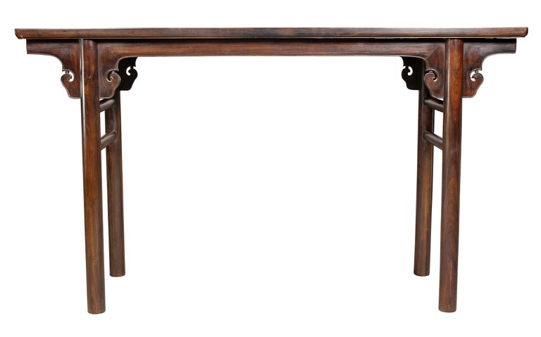Chinese Rosewood Altar Table For Sale 3