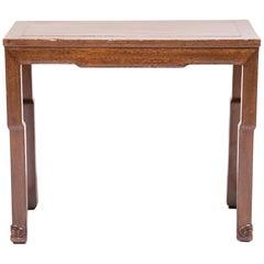 Chinese Rosewood Whiplash Table