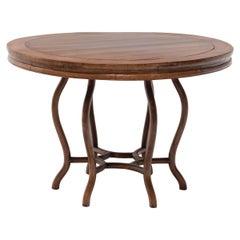 Chinese Round Tea Table, circa 1900