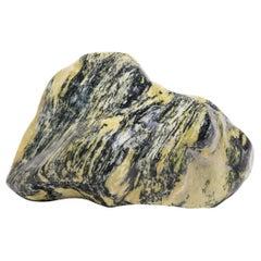 Chinese Shewen Meditation Stone