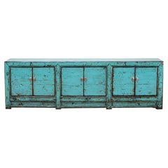 Chinese Sideboard with Restoration
