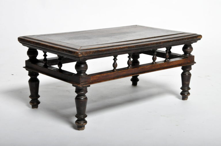 20th Century Chinese Tea Table