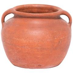 Chinese Terracotta Soup Pot, circa 1900