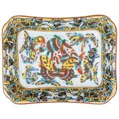Chinese Thousand Butterfly Dish