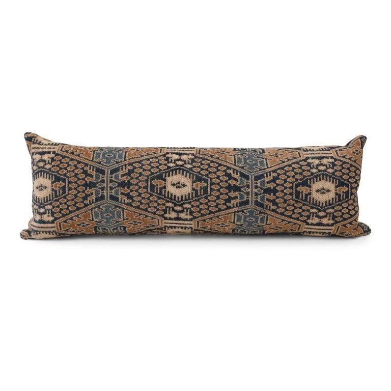 Tribal Chinese Vintage Blanket Cushion