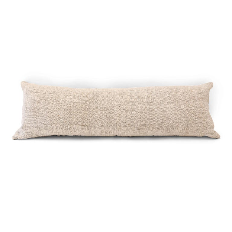Hand-Woven Chinese Vintage Blanket Cushion