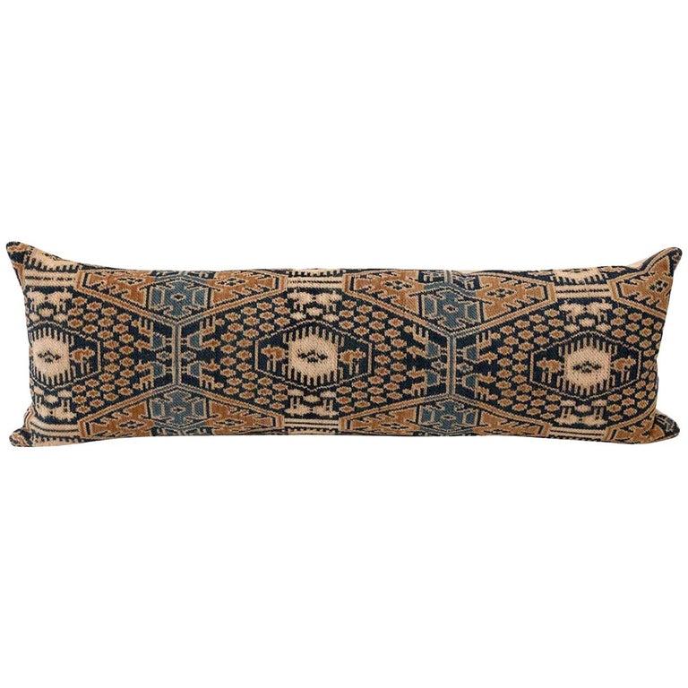 Textile Chinese Vintage Blanket Cushion