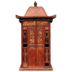 Chinese Wedding Sedan Chair