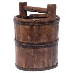 Chinese Well Bucket, c. 1900
