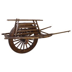 Chinese Wheelbarrow, circa 1900