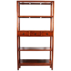 Chinese Wood Gloss Shelves