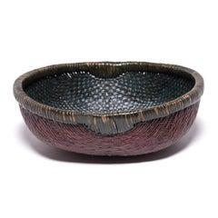 Chinese Woven Field Basket, circa 1900