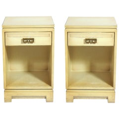 Chinoiserie Nightstands, in Your Choice of Color