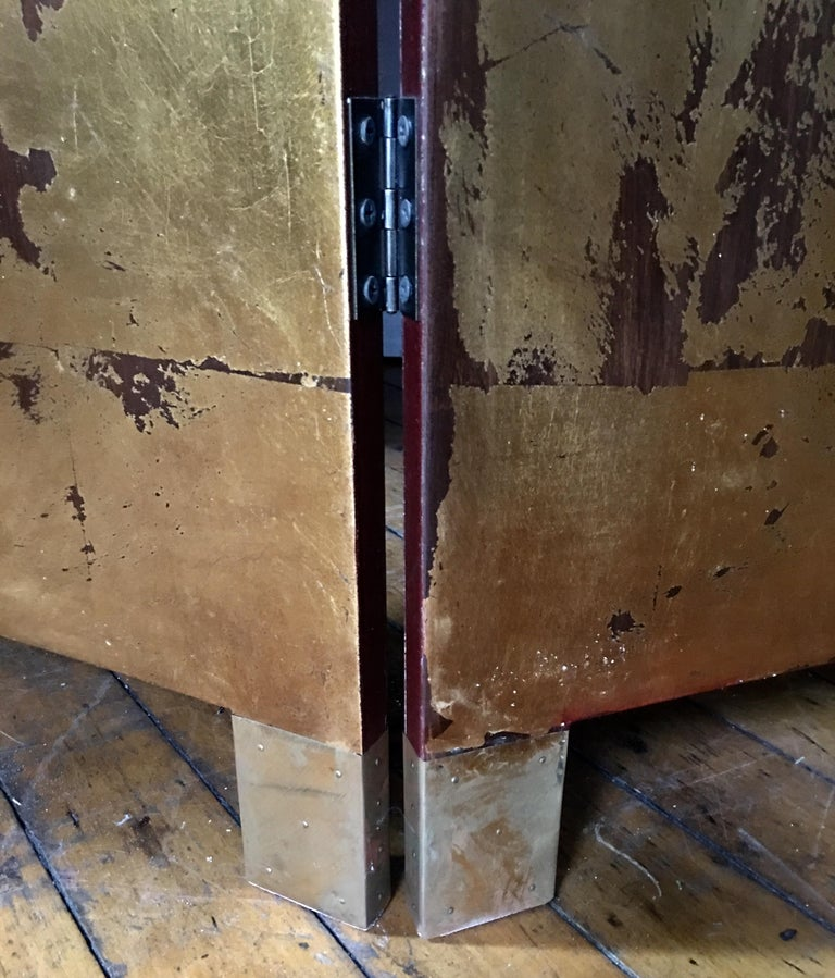 Chinoiserie Room Divider Folding Screen For Sale 5