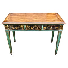 Chinoiserie Writing Table by Rose Tarlow
