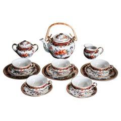 Chinoserie Tea Set