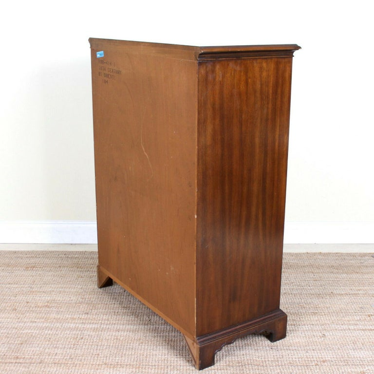 Chippendale Chest of Drawers Tall Highboy Chest For Sale 3