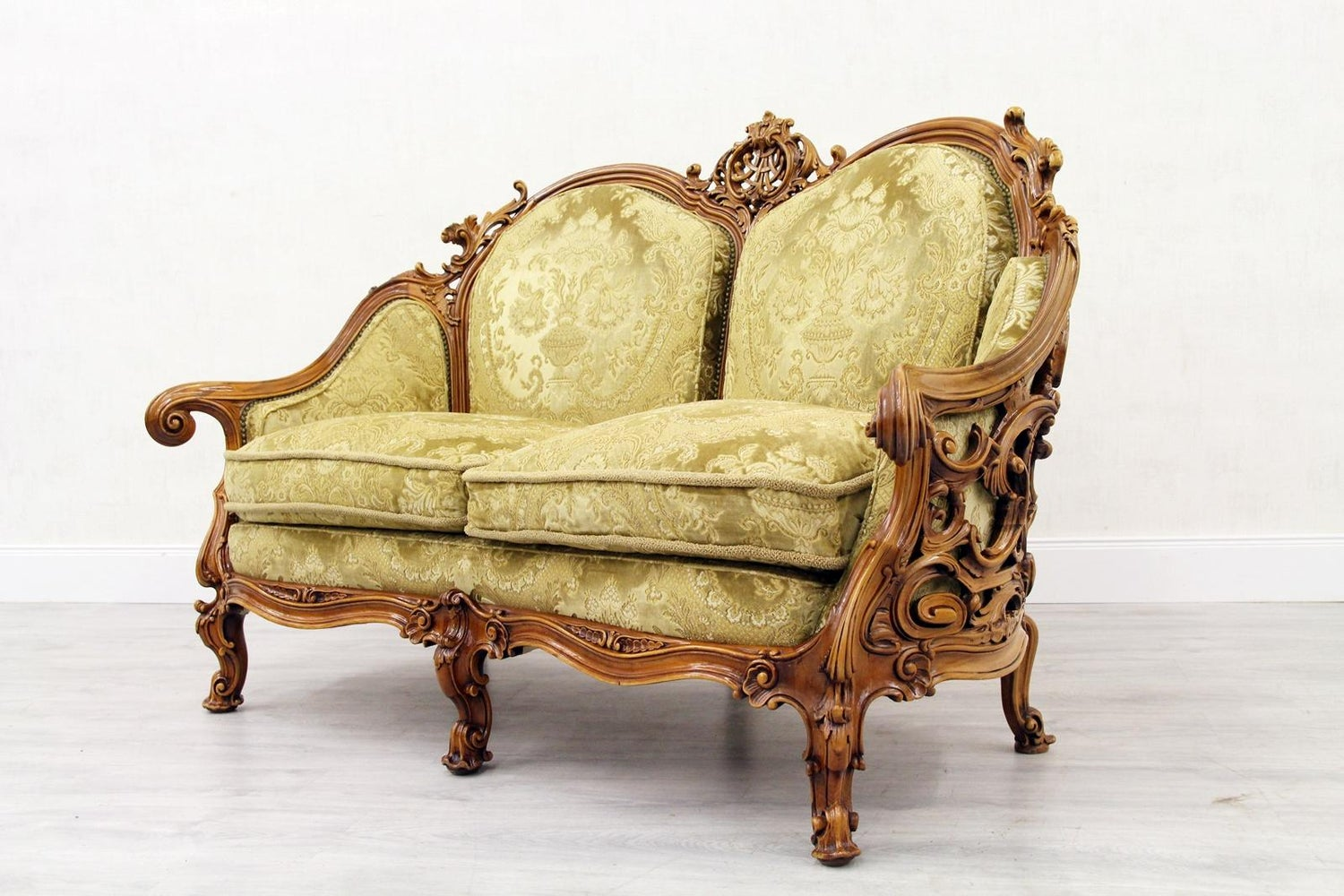 Chippendale Chesterfield Sofa Couch Sessel Barock Antik Barock For