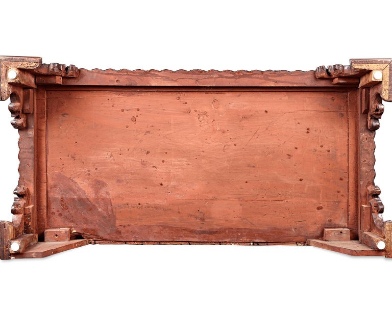 18th Century and Earlier Chippendale Mahogany Chest on Chest For Sale