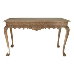Chippendale Tables