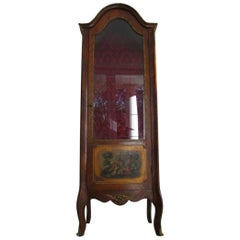 Chippendale Style Display Vitrine, 20th Century