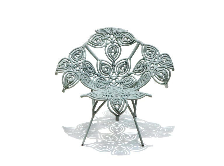 Contemporary Chita Armchair, Available in NY For Sale
