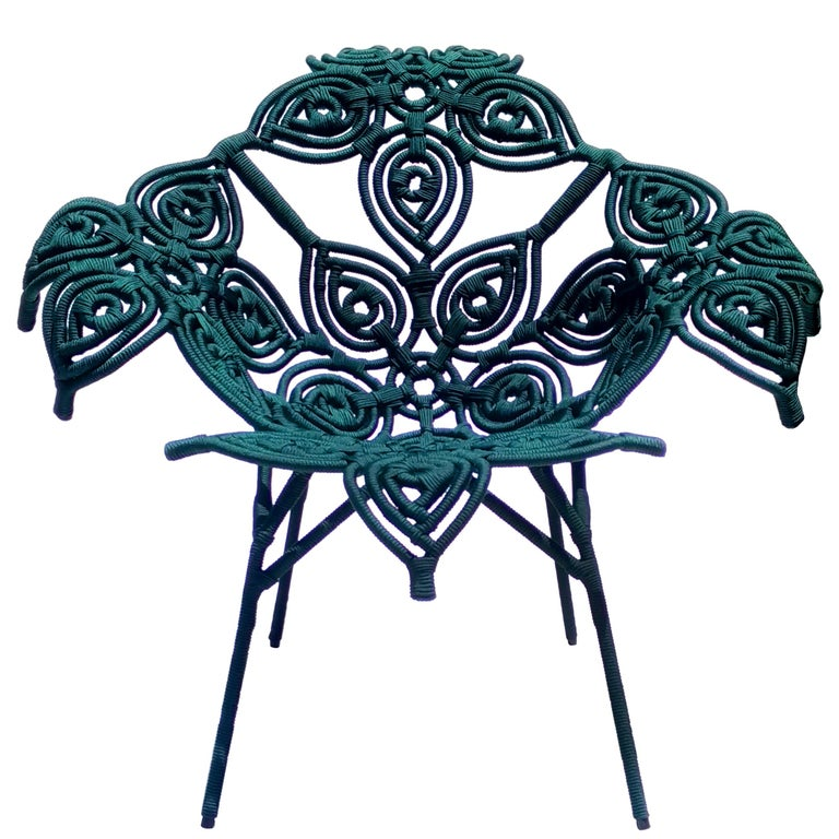 Chita Armchair, Available in NY For Sale