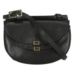 Chloé Woman Shoulder bag  Black Leather