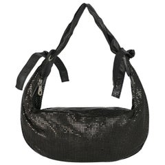 Chloé Woman Shoulder bag Black Metal