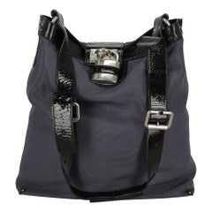 Chloé Woman Shoulder bag Paddington Black Synthetic Fibers