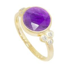Chloe Amethyst Ring