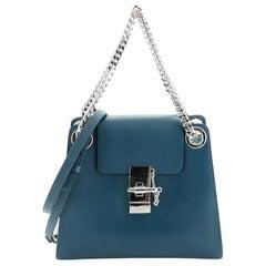 Chloe Annie Shoulder Bag Leather Mini