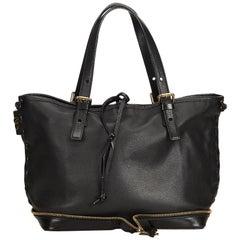 Chloe Black Leather Ellen