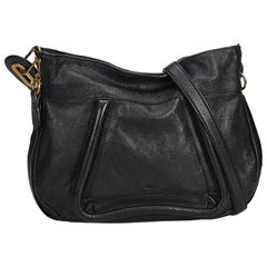 Chloe Black Leather Paraty