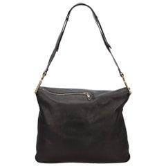 Chloe Black Leather Vanessa