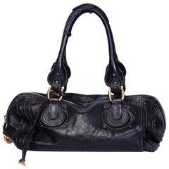 Chloe Black Paddington Shoulder Bag