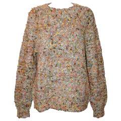 Chloé Bouclette Knit Sweater