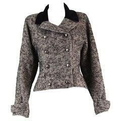 Chloé by Karl Lagerfeld Vintage Tweed Jacket