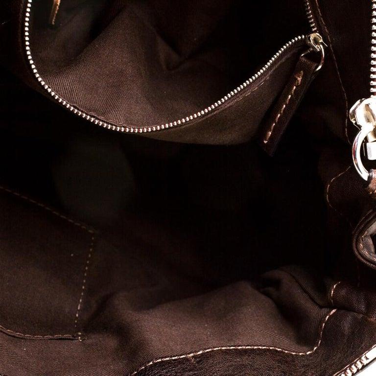 Chloe Dark Brown Leather Paddington Capsule Satchel For Sale 3