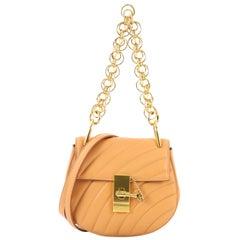 Chloe Drew Bijou Crossbody Bag Quilted Leather Mini