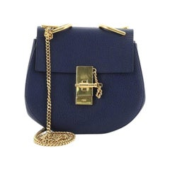 Chloe Drew Crossbody Bag Leather Mini