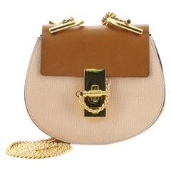 Chloe Drew Crossbody Bag Leather Nano