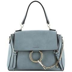 Chloe Faye Day Bag Leather Small