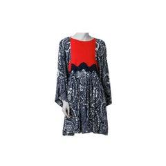 Chloe Floral Print Dress - Size US 4
