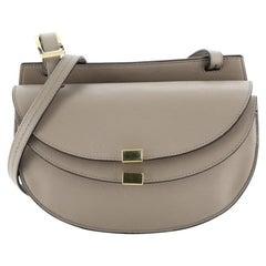 Chloe Georgia Crossbody Bag Leather Mini