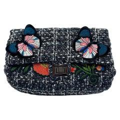 Chloe Handbag Black/Grey