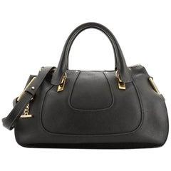 Chloe Hayley Satchel Leather Medium